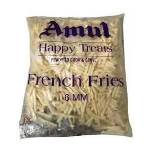 Amul Happy Treats French Fries 6mm 2.5Kg