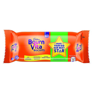 Cadbury Bourn Vita Biscuits 23G