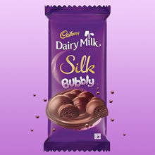 Cadbury Dairy Milk Silk Bubbly 50G