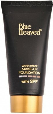 Blue Heaven Water Proof Makeup Foundation With SOF 50g