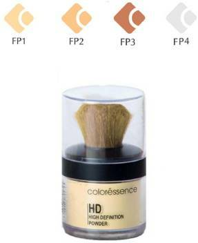 Coloressence High Definition Powder translucent powder 10g