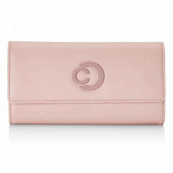 Robbie Flap Wallet Medium Soft Pink