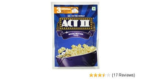 Act II Magic Butter Flavour 3 Minutes 40gm
