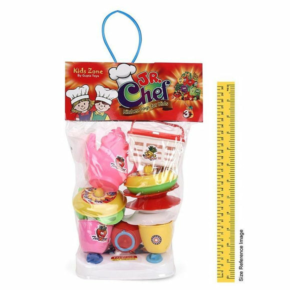 Kids Zone Jr. Chef Kitchen Set 2no