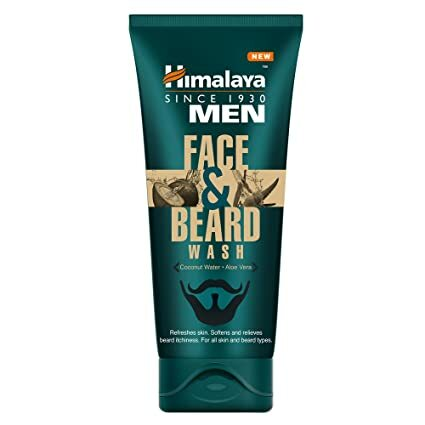 Himalaya Men Face Beard Wash 40ml