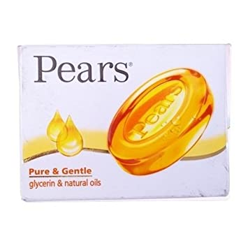 Pears Pure & Gentle Soap 1P 125gm
