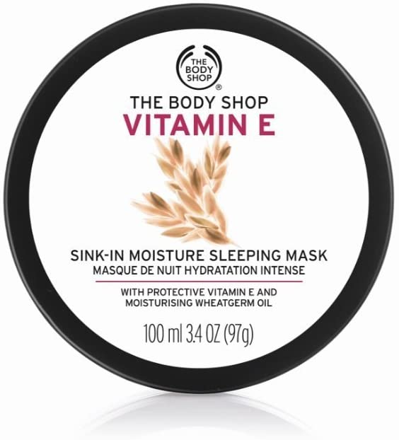 The Bosy Soap Vitamin E Sink in Moisture Sleeping Mask 100ml