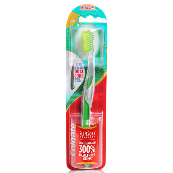 Colgate Slim Soft Tooth Brush Advanced
