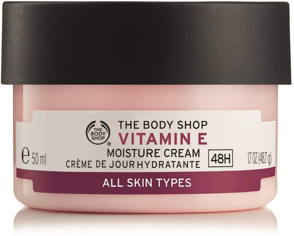 Body Shop Vitamin E Moisture Cream 50ml