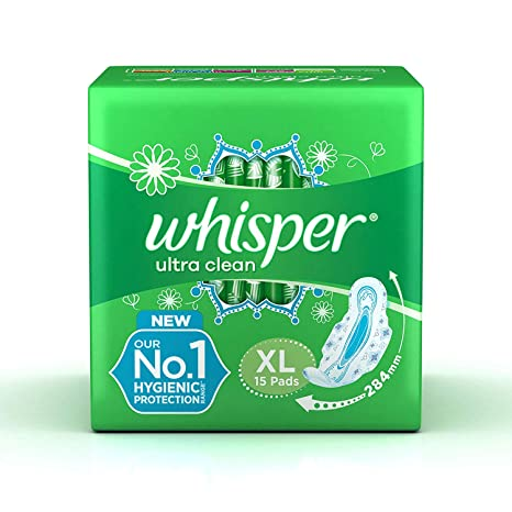 Whisper Ultra Clean XL 15