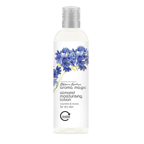 Aroma magic almond moisturising lotion 100ml