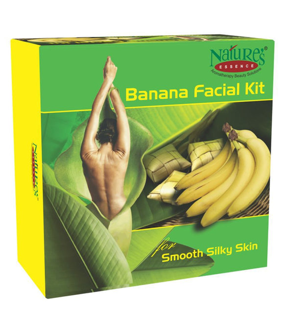 Natures banana facial kit 425gm