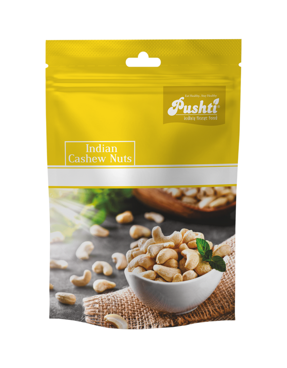 Pushti gold cashew nuts 250gm