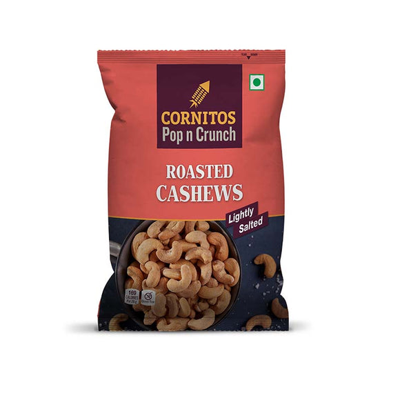 Cornitos Roasted Cashews 25gm