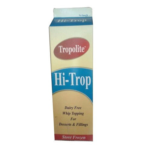 Tropolite Whip Topping For Forest & Fillings1000g