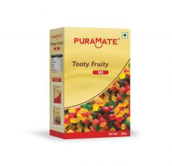 Puramate tooty fruity mix 100gm