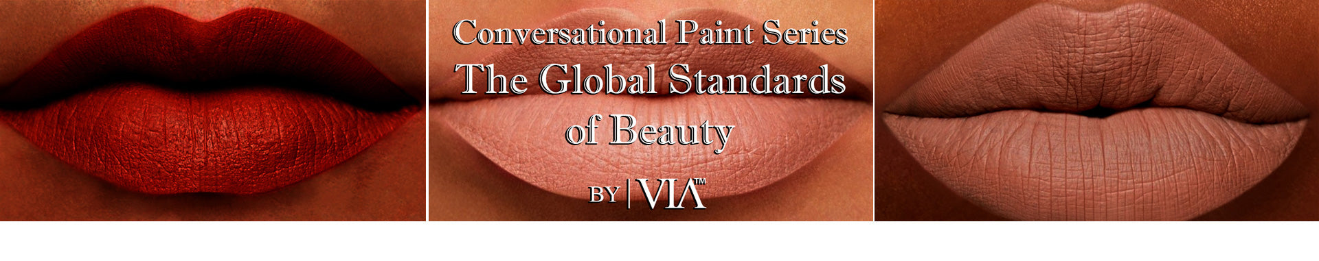 VIA presents from her Conversation Series: The Global Standards of Beauty