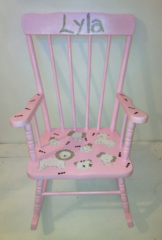 Animal Rocking Chair