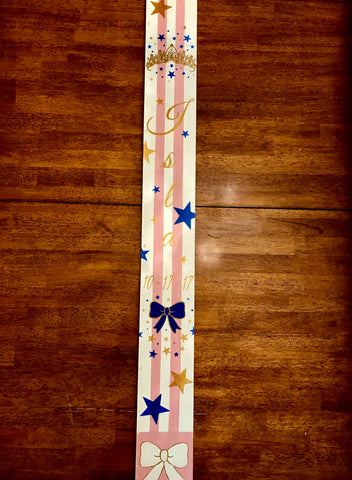 Crowns & Bows Growth Chart