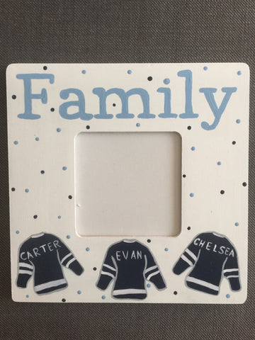 Small Family Frame
