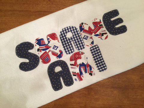 World Cup towel