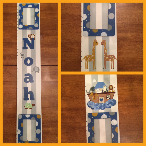 Noah's Ark Growth Chart