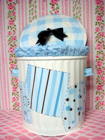 Stripes & Polka Dots Hamper
