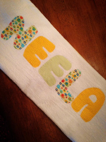 Pretty elephant towel