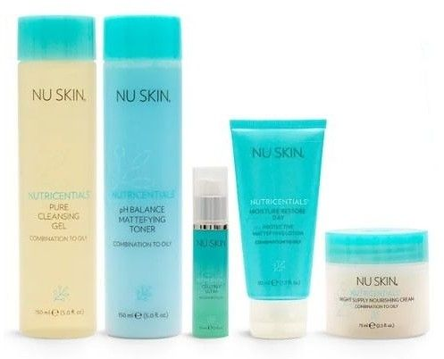 Nutricentials® Daily Skin Health Set (Combination/Oily)