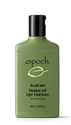 Epoch® Ava puhi moni® Shampoo and Light Conditioner