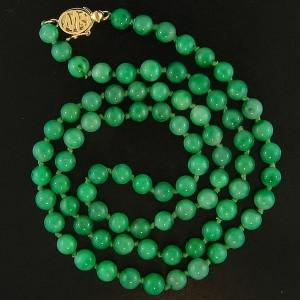 Cleaning Your Jade Jewelry
