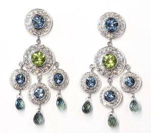 "Janet Deleuse Contributing Writer and Featured Designer in ""I Love Those Earrings!"""