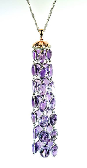 The  Royal Gem Amethyst is the Birthstone for February
