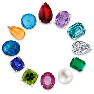 A Guide to Birthstone Engagement Rings from the Jewellery Editor