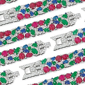 Cartier Tutti Fruitti Up for Sale?