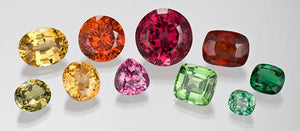 January Birthstone ...What is a Garnet?