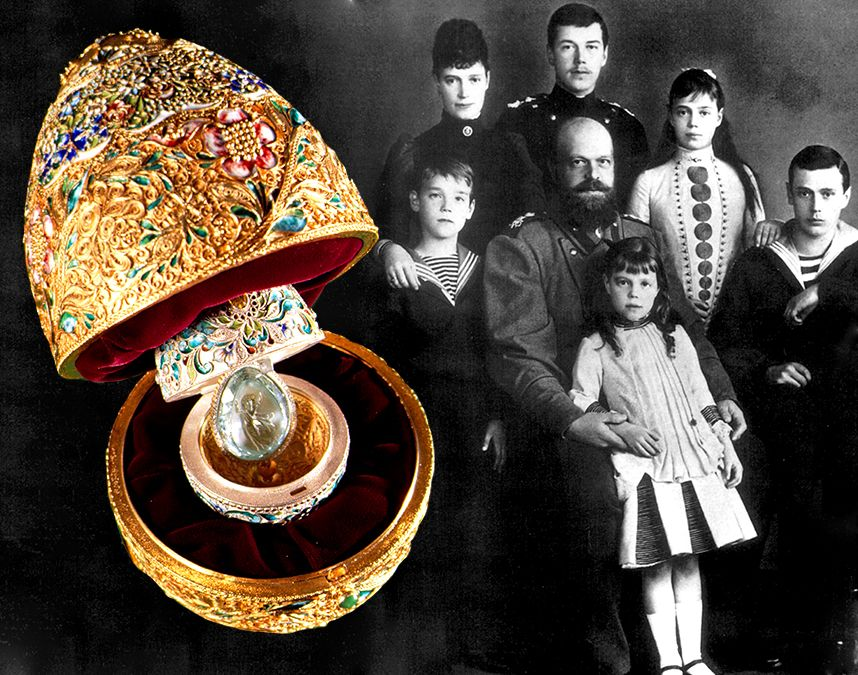Town & Country Great Faberge Easter Read