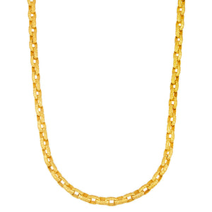 Gold, Platinum and Sterling Silver Chains