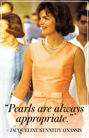 Town and Country Says....Our Favorite Jacqueline Kennedy ...