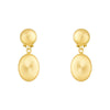 Italian Gold Earrings