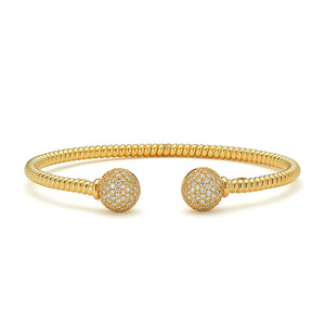 18K Diamond Bracelet, SALE