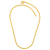 24K Yellow Gold Chain