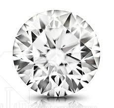 Round Brilliant 1.01 cts. Loose Diamond