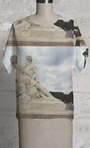 Janet Deleuse Photograph Modern Tee, SOLD OUT