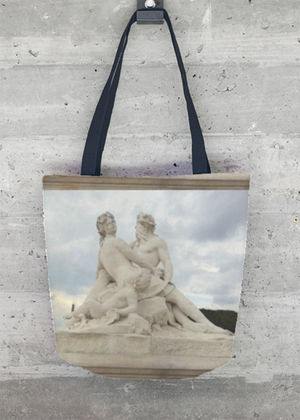 Janet Deleuse Photograph Tote Bag, SOLD