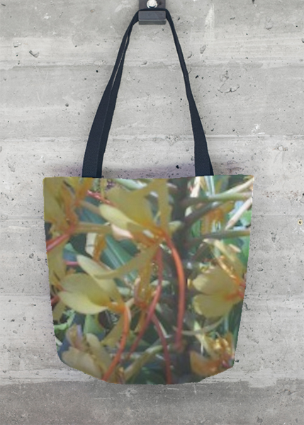 Janet Deleuse Photograph Tote Bag