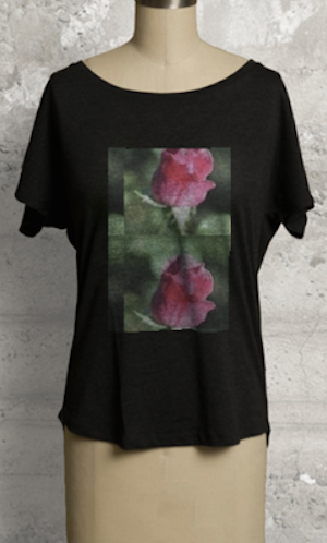 Janet Deleuse Photograph Tee