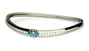 Pascal Lacroix Diamond Bracelet, SALE, SOLD