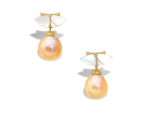 Jennifer Rabe-Morin Pearl Earrings