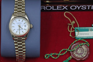 Vintage Ladies Gold Rolex, SOLD